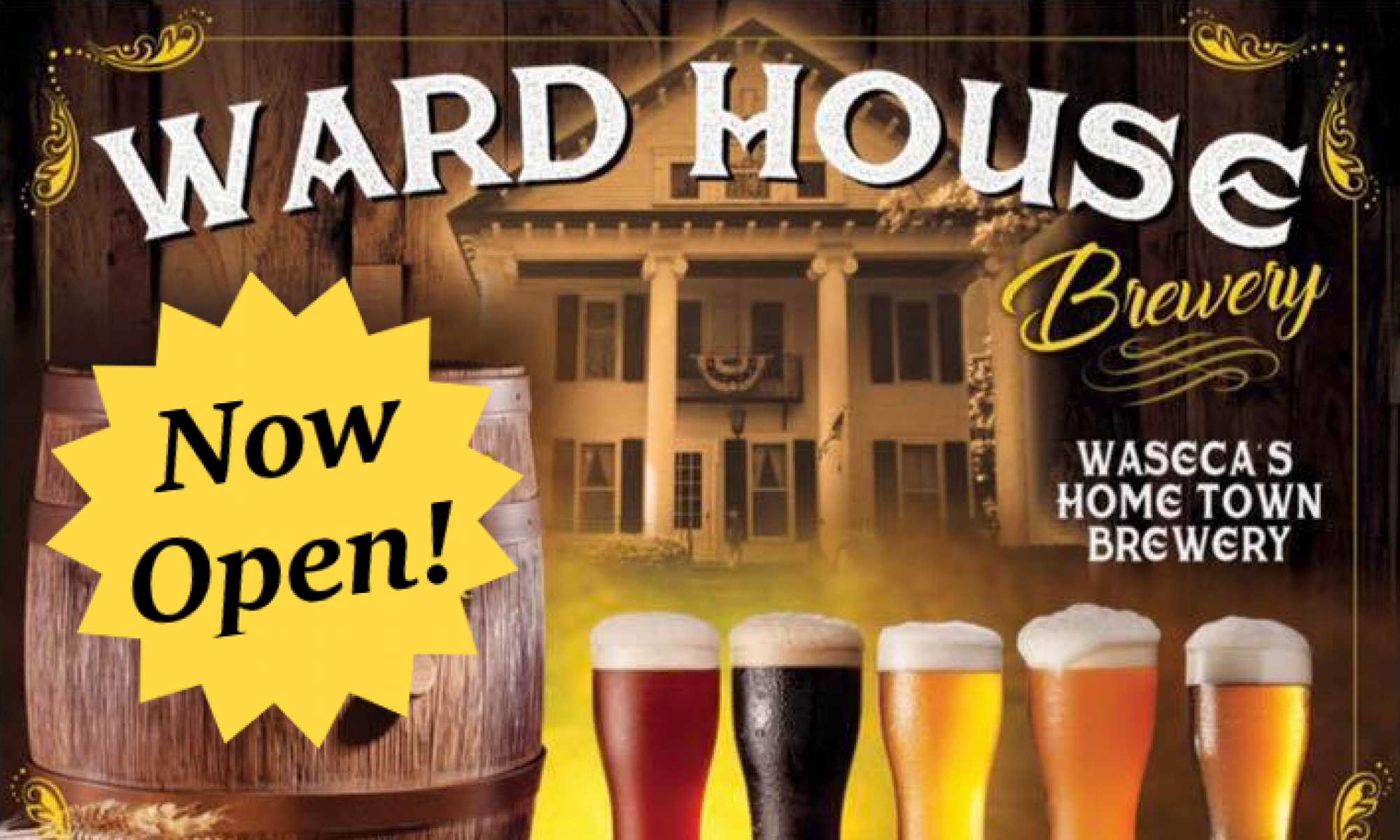 Ward House Brewery